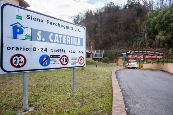 Parcheggio Santa Caterina