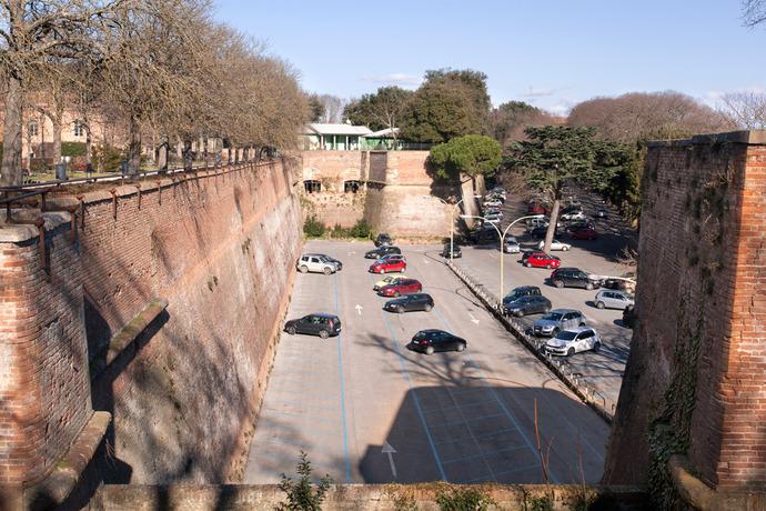 Parcheggio Stadio-Fortezza