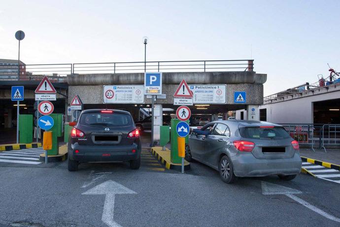 Parcheggio Eliporto (Policlinico 1)