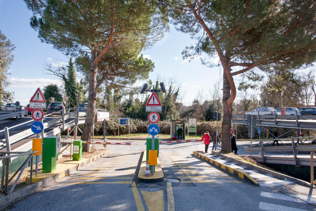 Parcheggio Fastpark (Policlinico 2)