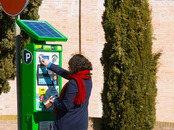 Parcheggio viale Fruschelli e Pannilunghi, via Vittorio Veneto