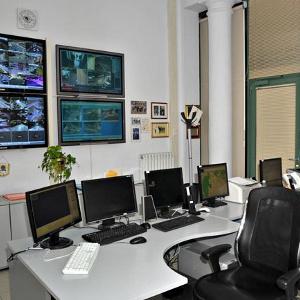 Il centro controllo Ztl